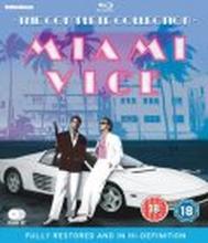 Miami Vice - The Complete Collection (Blu-ray) (Tuonti)