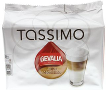 Tassimo Gevalia Tassimo Latte Macchiato kaffekapslar, 8 port 7622300456221 Replace: N/ATassimo Gevalia Tassimo Latte Macchiato kaffekapslar, 8 port