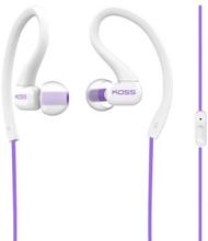 KOSS Koss hörlurar KSC32iV In-Ear mic, violett KSC32iV Replace: N/AKOSS Koss hörlurar KSC32iV In-Ear mic, violett