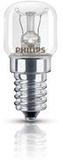 Philips E14, glödlampa, T22-form, dimbar, 15W, 230