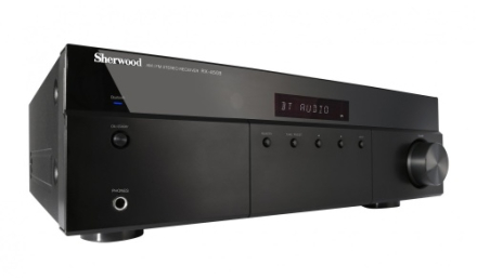 Sherwood 200W AM/FM Stereo Receiver with Bluetooth RX-4508