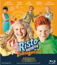 Risto Räppääjä ja Liukas Lennart (Blu-ray)