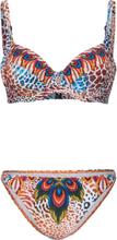 Bikini från Opera mångfärgad