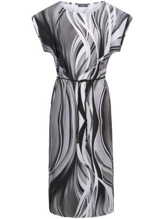 Klänning holkärm från Grimaldimare mångfärgad