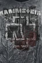 Rammstein - In Ketten -T-skjorte - mørkegrå