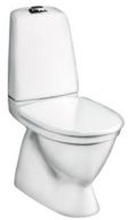 Toalettstol Nautic 5500 C+ Gustavsberg
