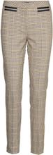 Pants Classic 1/1 Length Bukser Med Rette Ben Beige Betty Barclay