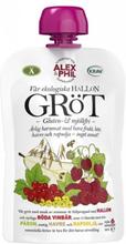 Alex&Phil Gröt med Hallon & Röda Vinbär 100 g