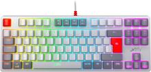 K4 RGB Mekaniskt Gamingtangentbord TKL RETRO EDITION [Kailh Red]