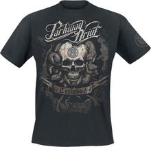 Parkway Drive - Crushed Skull - T-shirt - svart