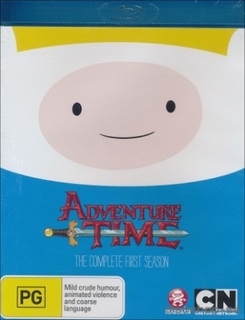 Adventure time - Season 1 (Blu-ray)