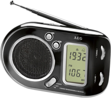 AEG WE 4125 Bärbar Radio