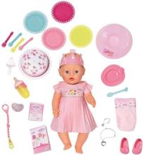 BABY born® Interactive Happy Birthday