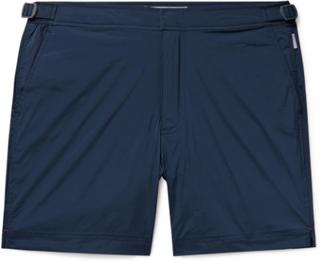 Bulldog Sport Mid-length Swim Shorts - Navy