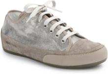 "Sneakers ""Rock Bord"" i äkta läder från Candice Cooper beige"