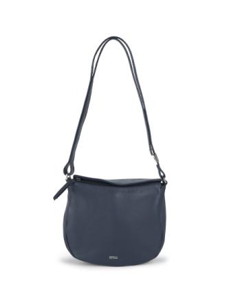 Handväska Lia i äkta läder från Bree blå