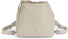 Handväska Lia i äkta läder från Bree brun