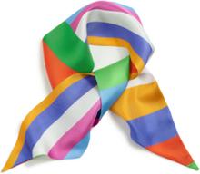 Scarf för kvinnor i 100% silke från Peter Hahn mångfärgad