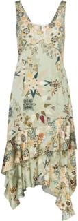 Molly-Hooked Dress Knælang Kjole Multi/mønstret ODD MOLLY