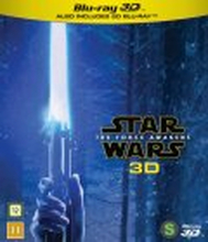 Star Wars - The Force Awakens 3D - Collector's Edition (Blu-ray 3D + Blu-ray)