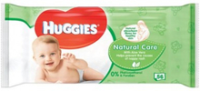 Huggies Baby Wipes Natural Care 56 stk