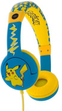 POKEMON hovedtelefoner Jonior On-Ear 85dB spærring
