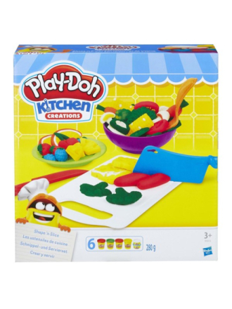 Play Doh Shape -N Slice