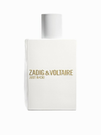 Parfyme - Transparent Zadig & Voltaire Just Rock - Her Edp 50 ml