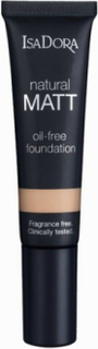 Isadora Natural Matt Oil-Free Foundation Foundation Beige