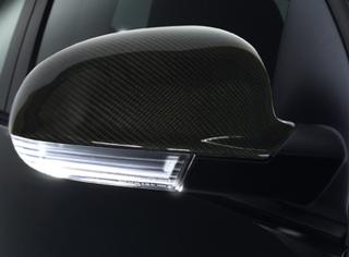 Karbonfiberkåpe for bil med Speilsideblinklys