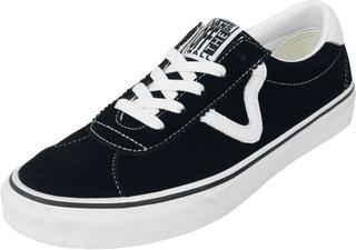 Vans - Vans Sport Suede -Sneakers - svart