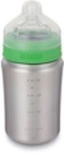 Klean Kanteen 267ml Kid Kanteen® Baby Bottle (w/Medium Flow Nipple)