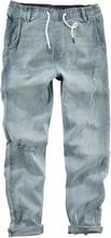Shine Original - Cropped Fit Jeans -Jeans - blå