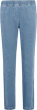 Dra på-jeans i passform Barbara från Peter Hahn denim