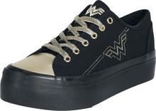 Wonder Woman - Golden Symbol -Sneakers - svart, gull