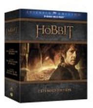 Hobitti - The Motion Picture Trilogy - Extended Edition (Blu-ray)