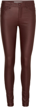 VERO MODA Seven Nw Smooth Trousers Women Brown