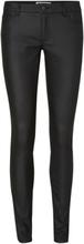 NOISY MAY Eve Lw Coated Trousers Women Black