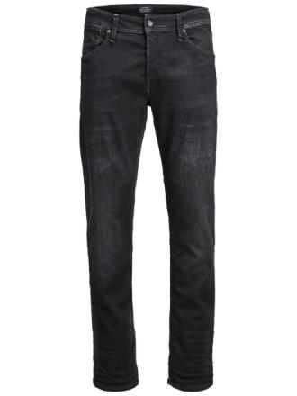 JACK & JONES Mike Dash Ge 784 Comfort Fit Jeans Men Black