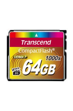 CompactFlash 64GB 1000x