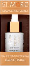 St Moriz Advanced Pro Tan Boosting Face Serum, 15 ml St Moriz Advanced Pro Brun utan sol