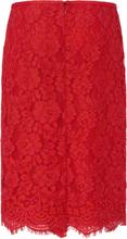 Spetskjol från Uta Raasch röd