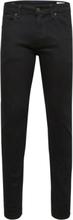 SELECTED 1001 - Slim Fit Jeans Men Black