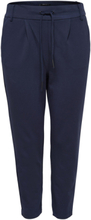 ONLY Poptrash Trousers Women Blue