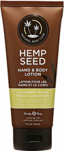 Cucumber-Melon Hand and Body Lotion - 7oz / 207ml