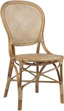 Rossini stol utan karm antik Sika-design