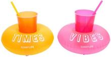 Sunnylife Inflatable Party Malibu Drink Holder Set