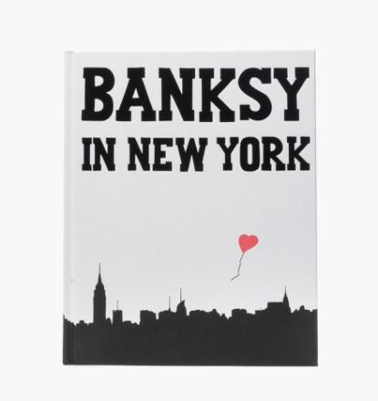Dokument Press - Banksy In New York - Multi - ONE SIZE