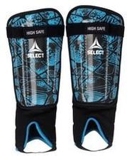 Select High Safe Säärisuojat Sininen/Musta