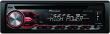 DEH 4800FD - Bilradio - Svart